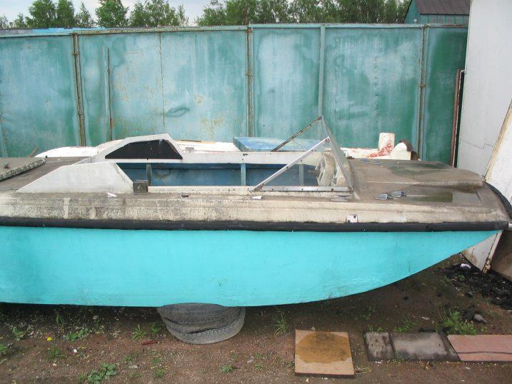 Пластиковая лодка своими рукам 78